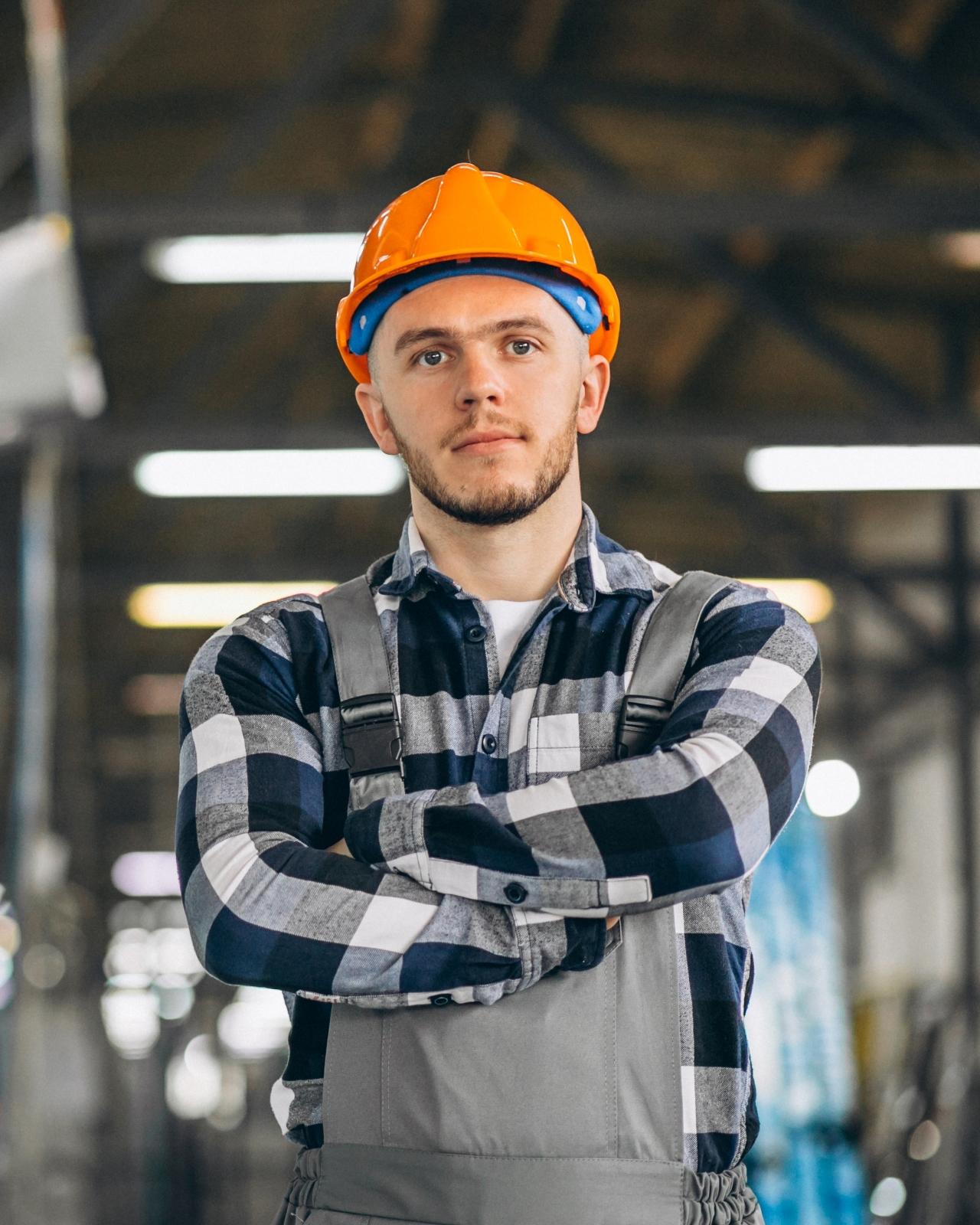 male-worker-factory